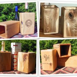 The Wooden Wine Cooler Co