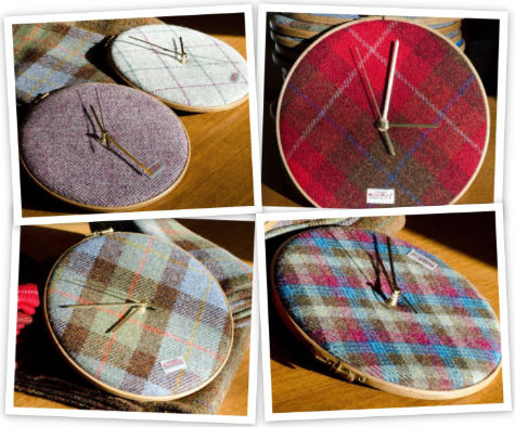 Harris Tweed Clock Company, Shop Scotland