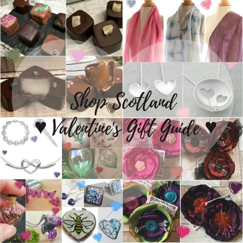 Shop Scotland Valentine's Gift Guide ♥