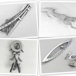 Islay Spalding Kilt Pins