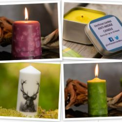Glenfinnan Candles