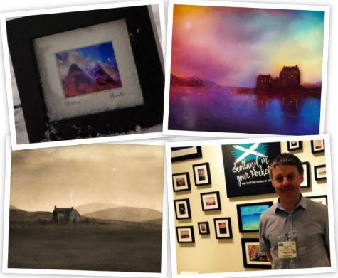 Kevin Hunter, Scottish Landscape Artist