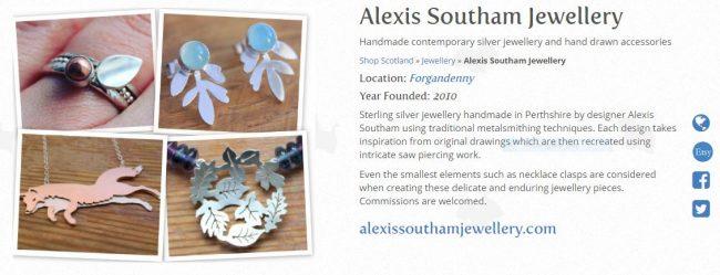Alexis Southam Profile