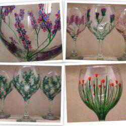 Harris Glassware