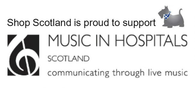 Shop Scotland is proud to support Music in Hospitals Scotland