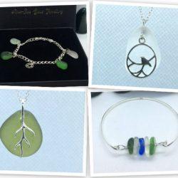 Ness-Sea Glass Jewellery