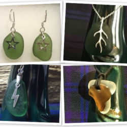 Ness-Sea Glass Jewellery