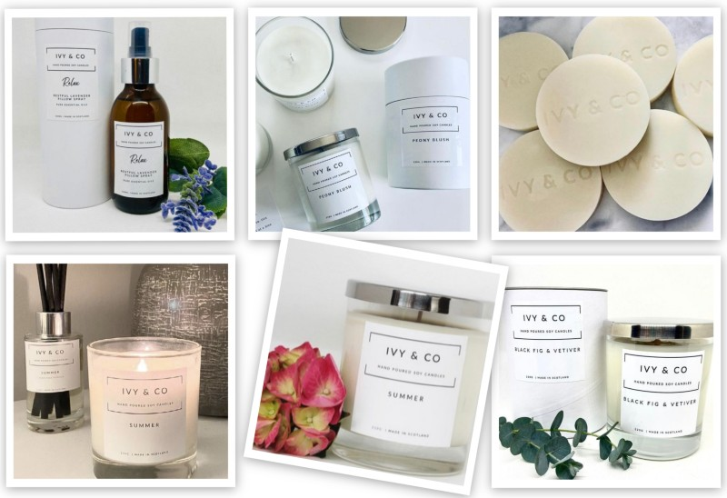 Ivy & Co Candles
